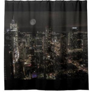 Custom New York City Shower Curtain