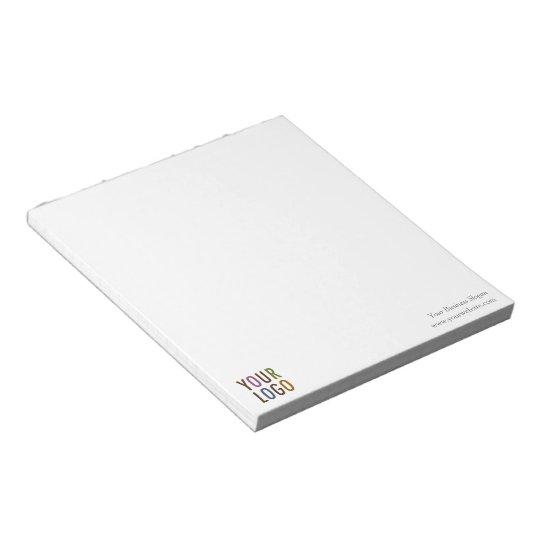 Custom Notepad Company Logo Promotional Bulk