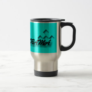 Custom Obama Gifts Travel Mug