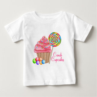 Custom Order For Candace- Candi Cupcakes Tees
