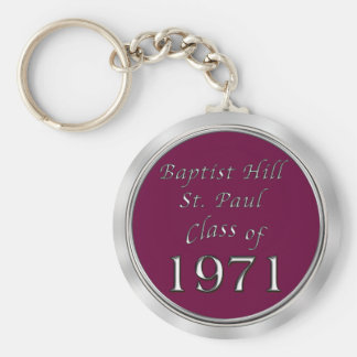 Custom Order Personalized Class Reunion Keychains