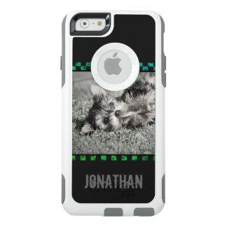 Custom OtterBox iPhone 6/6s Commuter Series (c)