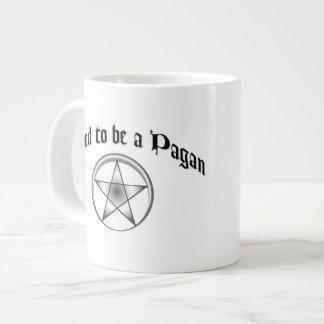 Custom Pagan Pride Jumbo Mug
