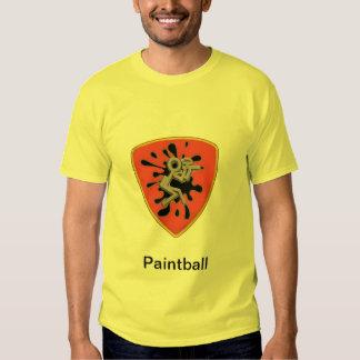 Custom Paintball Shirt