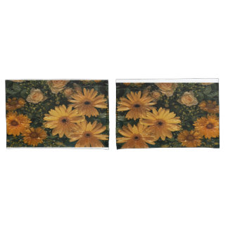 custom pair pillowcases, standard size pillowcase