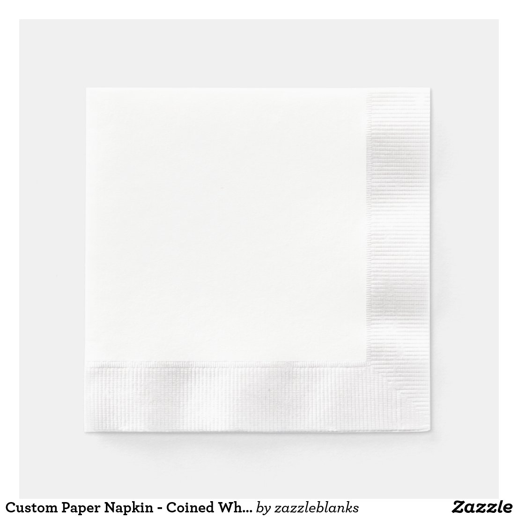 Custom Paper Napkin