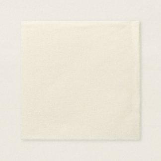 Custom Paper Napkin - Standard Ecru