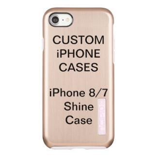 Custom Personalised iPhone 8/7 Shine Case Blank