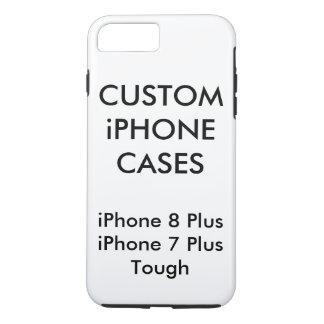 Custom Personalised iPhone 8 Plus Tough Shell Case