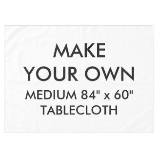 "Custom Personalised Medium 84"" x 60"" Tablecloth"