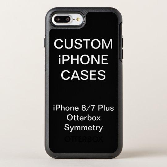Custom Personalised Otterbox iPhone 8/7 Plus Case