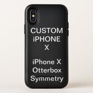 Custom Personalised Otterbox iPhone X Case