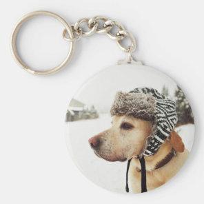 Custom Personalised Pet Photo Key Ring