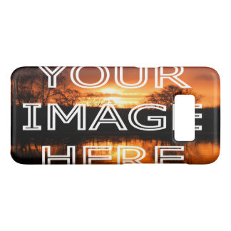 Custom Personalised Photo Case-Mate Samsung Galaxy S8 Case