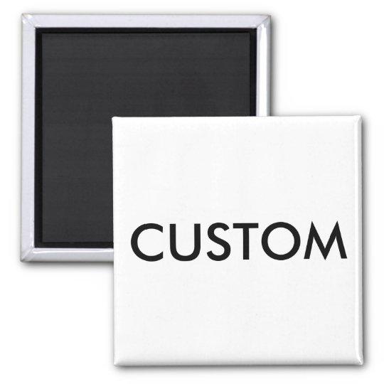 Custom Personalised Refrigerator Magnet Blank