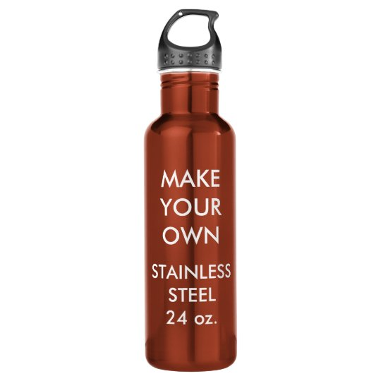 Custom Personalised Stainless Steel Water Bottle