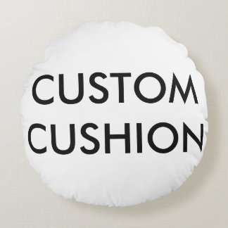 Custom Personalised Throw Pillow Blank Template