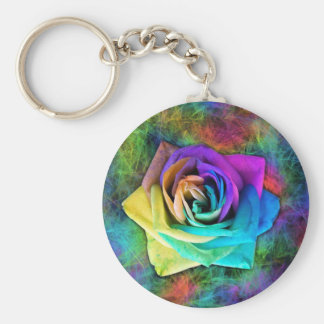 custom personalize do it yourself Anniversaries Basic Round Button Key Ring