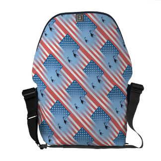 custom personalize do it yourself Anniversaries Courier Bags