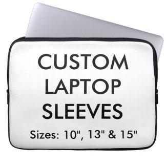 "Custom Personalized 13"" Laptop or Mac Sleeve Blank"
