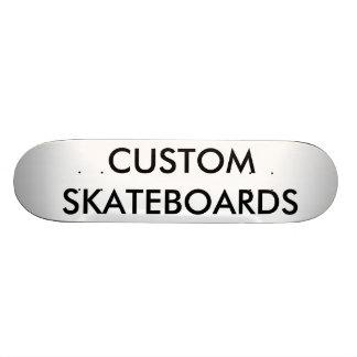 "Custom Personalized 7 7/8"" Comp Skateboard Deck"