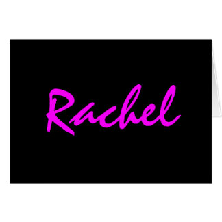 Custom Personalized Bat Mitzvah Thank You Note Card