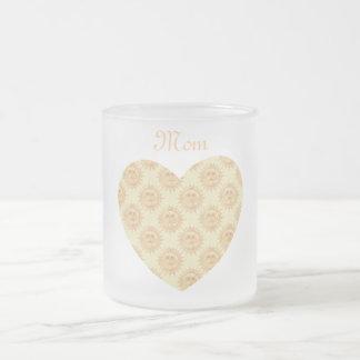 Custom Personalized Celestial Heart Mugs