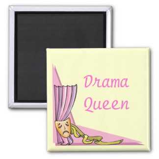 Custom Personalized Drama Theater Magnets