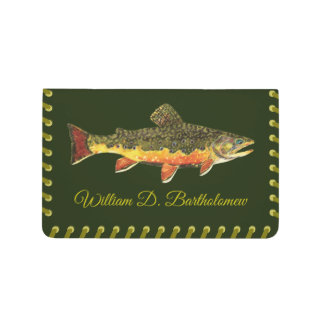 Custom Personalized Fly Fishing Journal