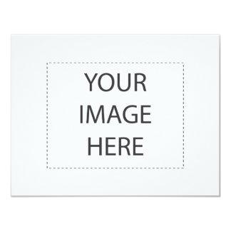 Custom & Personalized Gifts 11 Cm X 14 Cm Invitation Card