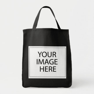 Custom & Personalized Gifts Grocery Tote Bag