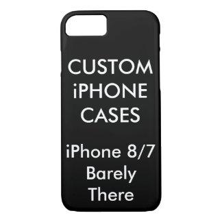 Custom Personalized iPhone 8/7 Slim Case