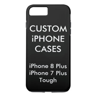 Custom Personalized iPhone 8 Plus Tough Shell Case