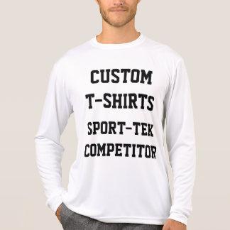 Custom Personalized Men's LONG SLEEVE T-SHIRT