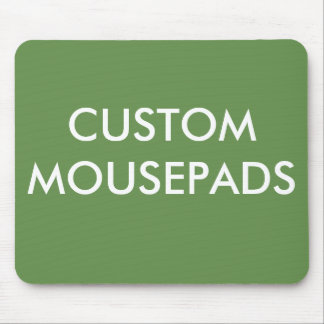 Custom Personalized Mousepad Blank Template