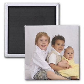 Custom Personalized Photo Magnets