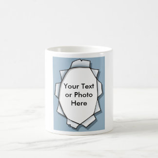 Custom Personalized Photo Mug - Morph Mug