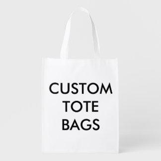 Custom Personalized Reusable Bag Blank Template