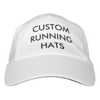 Custom Personalized Running Performance Hat Blank