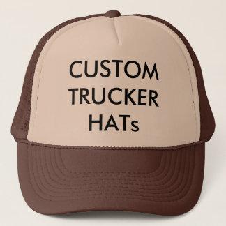 Custom Personalized TRUCKER HAT Blank Template