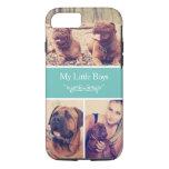 Custom Pet Dog Instagram Photo Collage iPhone 7 Case