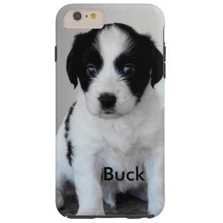 Custom pet dog photo tough iPhone 6 plus case