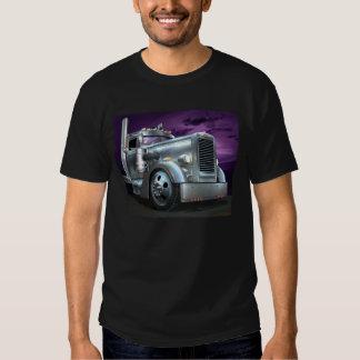 "Custom Peterbilt ""Silver Ghost"" Tee Shirt"
