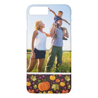 Custom Photo Autumnal background iPhone 8 Plus/7 Plus Case