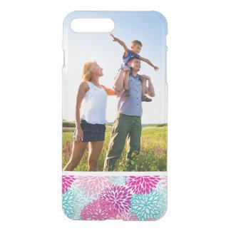 Custom Photo Bright Floral pattern 2 iPhone 8 Plus/7 Plus Case