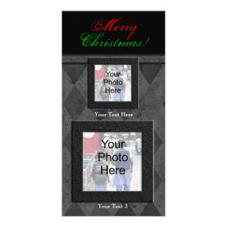 Custom Photo Christmas Card, Classic Photo Cards