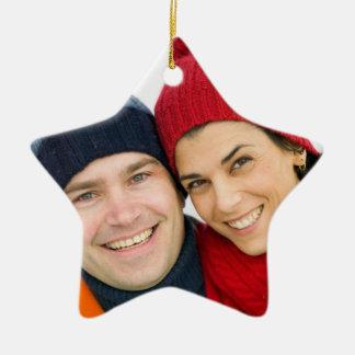 Custom Photo Christmas Ornaments