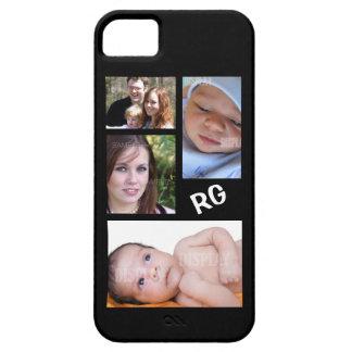 Custom Photo Collage Customizable iPhone 5 Cases