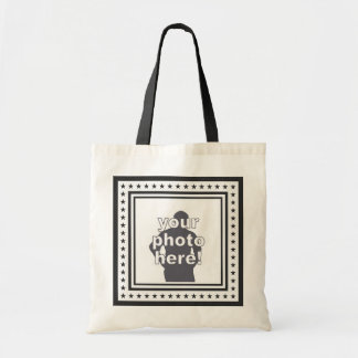 CUSTOM PHOTO & COLOR tote bags