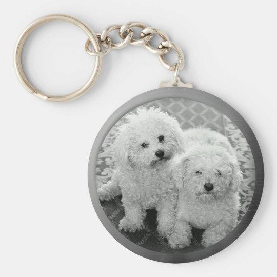 Custom Photo Frame Keychain